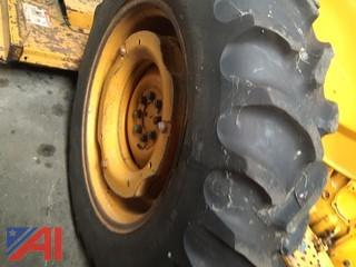 1974 Ford Tractor w/ Mower Deck