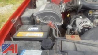 1998 GMC Sierra 3500 Stake Rack