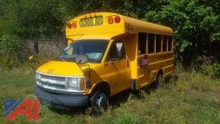 2001 Chevrolet Express Mini Bus