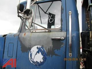 1998 Mack RD688S Refuse Packer
