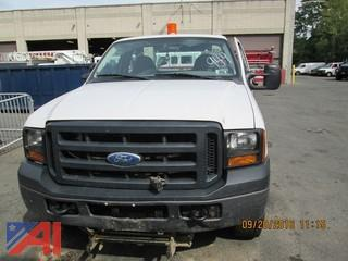 2007 Ford F350 SD Pickup
