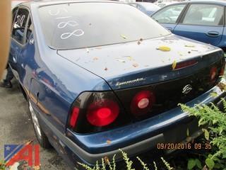 2005 Chevrolet Impala 4DSD