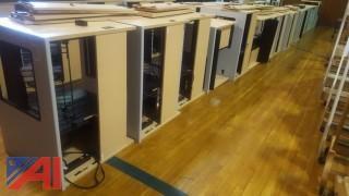 Lot of Computer Desks