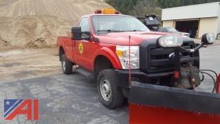 2011 Ford F350 Super Duty Pickup Truck