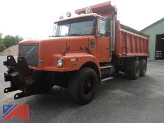 1996 Volvo WGM 6X4 Dump Truck