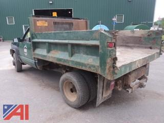 **Updated** 1996 Chevrolet K3500 Dump Truck