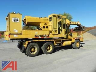 1990 Gradall G-660E Excavator