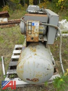 Ingersoll-Rand T30 Industrial Air Compressor Model 242-5D