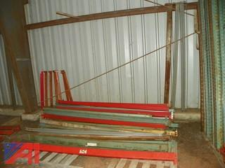 Large Set of Pallet Racks