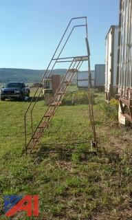 Industrial Portable Stairs