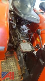 2002 Kioti Tractor