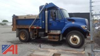 2008 International 7400 2x4 Dump