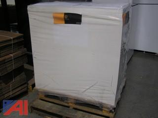 Pallet of 100# Silk Platinum Dull Cover Paper