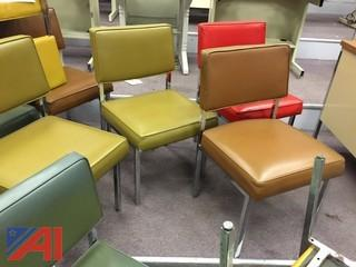 Lot of 30+ Assorted Chairs