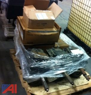 Pallet of Used Bus Parts (#1)