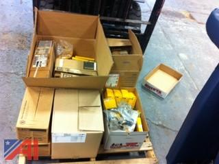 Pallet of Used Bus Parts (#2)