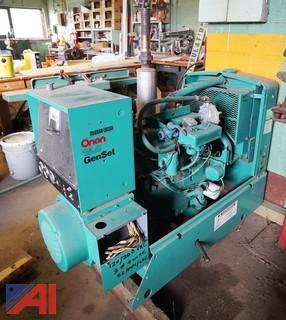 Onan 15.0 KW Natural Gas GenSet