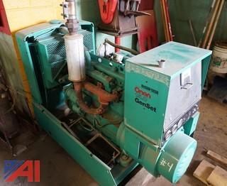 Onan 15.0 KW Natural Gas GenSet