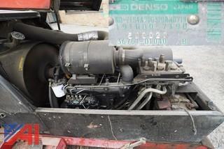 1989 Toro GroundsMaster 580D 16' Tractor Mower