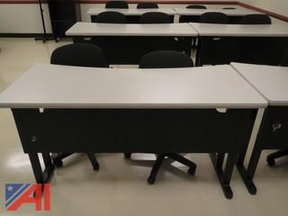 Large Lot of Classroom Furniture