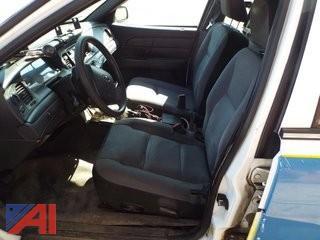 2008 Ford Crown Victoria 4DSD/Police Interceptor