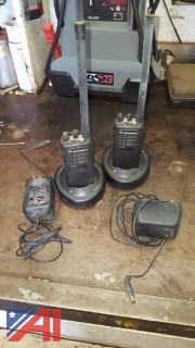 (1) Box of Assorted 2-Way Radios and Equipment