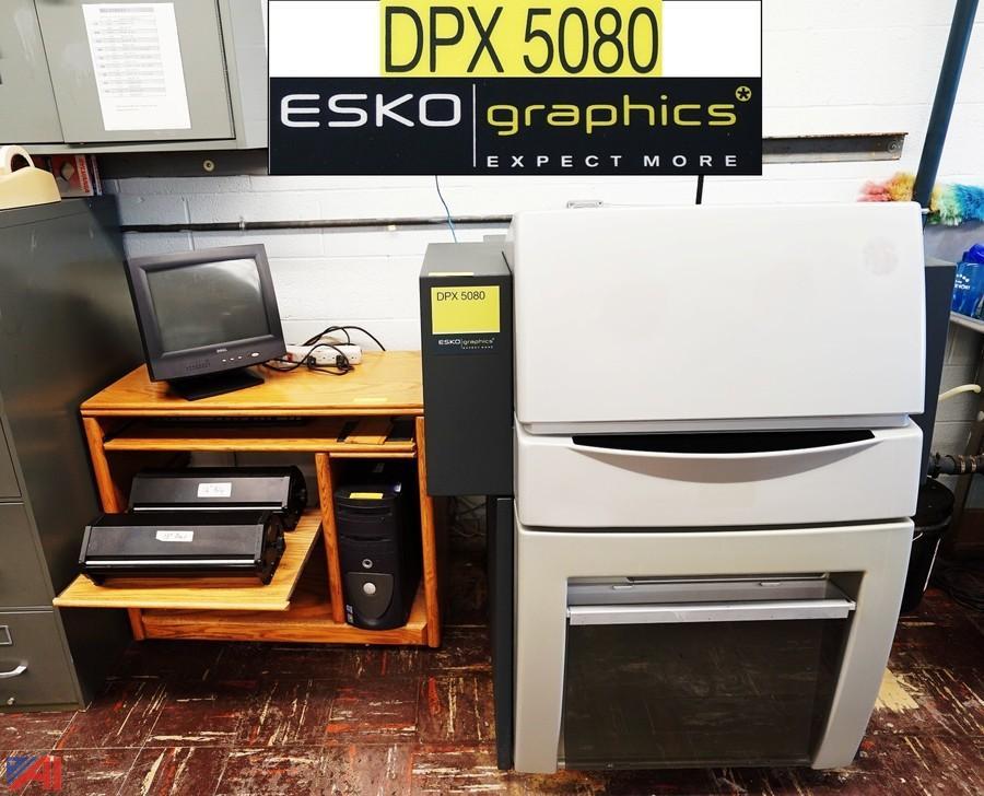 Frontier CSD Surplus #9049