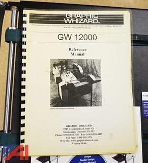 Graphic Wizard GW-12000 Pneumatic Numbering System