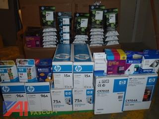 Large Lot of Ink Cartridges