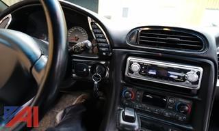 1998 Chevy Corvette Coupe Convertible