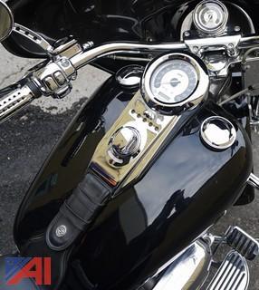 2005 Harley Davidson Screamin' Eagle 103 Fat Boy Motorcycle