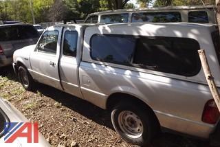 2005 Ford Ranger Pickup