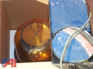 Misc. Tools & Beacon Light Lenses