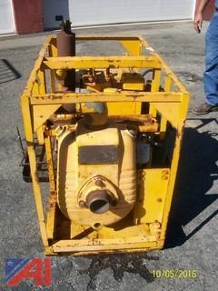 """Onan 3"""" Diesel Water Pump"""
