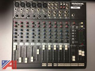 Mackie 1402-VLZ Audio Mixer