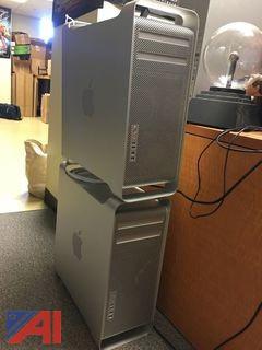 (2) Mac Computers