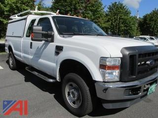2008 Ford F250 Extended Cab