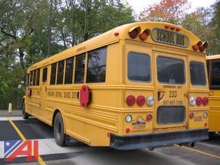 2006 Freightliner Thomas School Bus