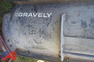 """Gravely Front Plow 48"""""""
