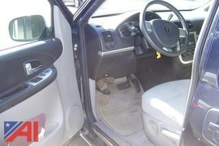 2005 Pontiac Montana SVG Van