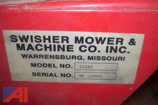 "Swisher 60"" Mow Deck"