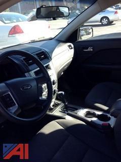2011 Ford Fusion SE 4DSD