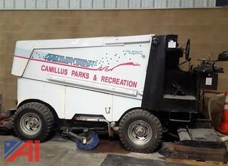 **Lot Updated** 1970-1971 Zamboni Ice Resurfacer