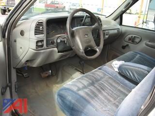 1996 Chevy 3500 Dump