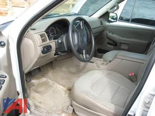 2002 Ford Explorer LXS SUV