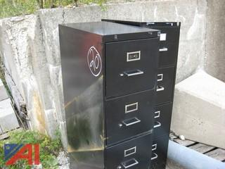 Electrical Enclosure and File Cabinets