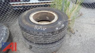 Lot of Goodyear Tires