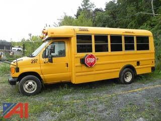 2005 Ford E-450 SD School Bus