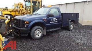 2008 Ford F-350 XL Super Duty Utility Truck