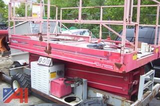 MEC 25SRT Scissor Lift